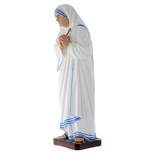 Statua Madre Teresa di Calcutta vetroresina 40 cm 2