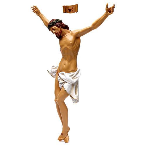 Corpo di Cristo in resina 50x40 cm 3