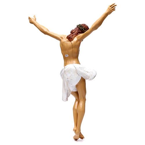 Corpo di Cristo in resina 50x40 cm 5