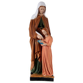 St Anne 60 cm in resin s1