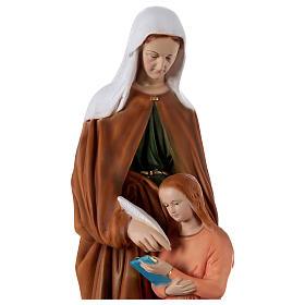 Statua in resina Sant'Anna h 60 cm  s2