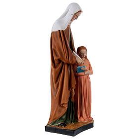 Statua in resina Sant'Anna h 60 cm  s4