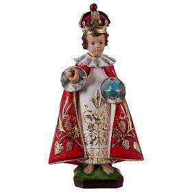 Imagens em Resina e PVC: Menino Jesus de Praga resina 60 cm