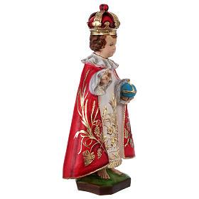 Menino Jesus de Praga resina 60 cm s4