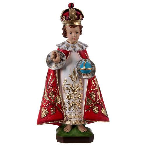 Menino Jesus de Praga resina 60 cm 1