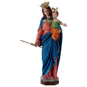 Virgen Auxiliadora 60 cm resina s1