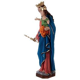 Matka Boża Wspomożycielka 60 cm żywica s3