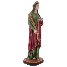 Statua in resina Santa Lucia 90 cm s4