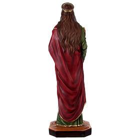 Statua in resina Santa Lucia 90 cm s5