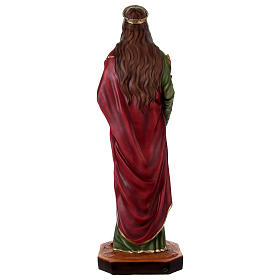 Resin Statue of St. Lucia 90 cm s5