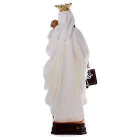 Estatua de resina Virgen del Carmen 70 cm s5