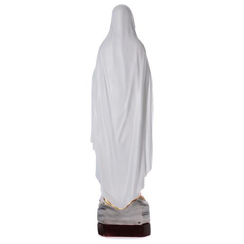 Virgen de Lourdes 130 cm resina 5