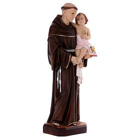 Estatua San Antonio 80 cm de resina s4
