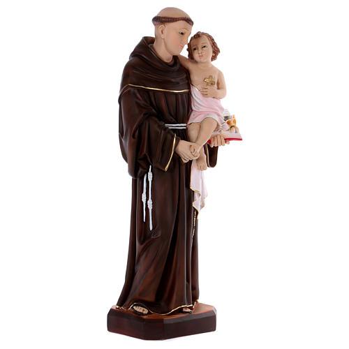 Estatua San Antonio 80 cm de resina 4
