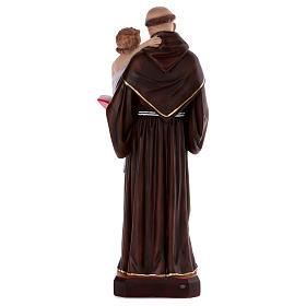 Statue Saint Antoine 80 cm en résine s5