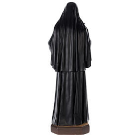 Saint Rita statue in resin 80 cm s5