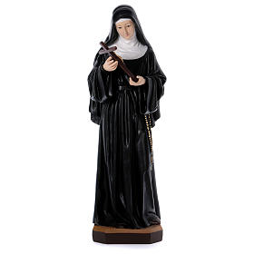 Santa Rita 80 cm estatua de resina s1