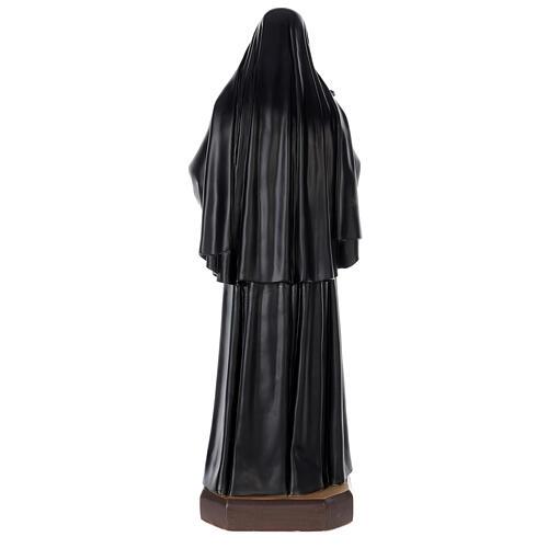 Santa Rita 80 cm estatua de resina 5