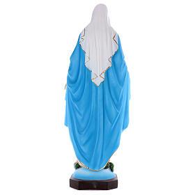 Vierge Miraculeuse 120 cm statue en résine s5