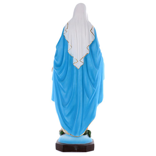 Vierge Miraculeuse 120 cm statue en résine 5