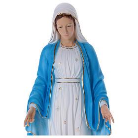 Statue Vierge Miraculeuse 100 cm résine s4