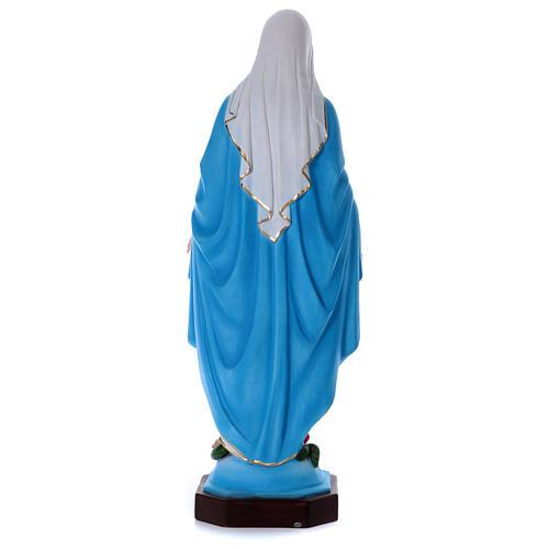 Statue Vierge Miraculeuse 100 cm résine 6