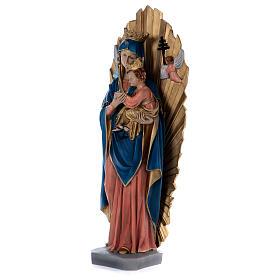 Estatua de resina Perpetuo Socorro 70 cm s3