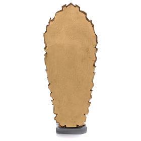 Estatua de resina Perpetuo Socorro 70 cm s5