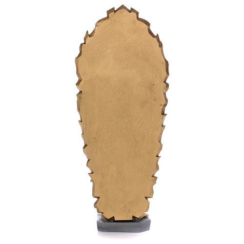 Estatua de resina Perpetuo Socorro 70 cm 5