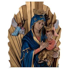Figura z żywicy Matka Boża Nieustającej Pomocy 70 cm s2