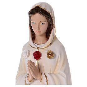 Figura z żywicy Róża Mistyczna 100 cm s2
