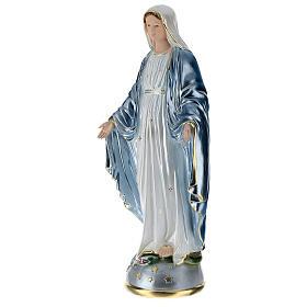 Estatua Virgen Milagrosa 80 cm resina s3
