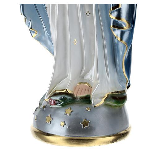 Estatua Virgen Milagrosa 80 cm resina 6