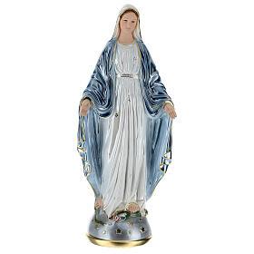 Statua Madonna Miracolosa 80 cm resina s1