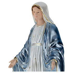Statua Madonna Miracolosa 80 cm resina s2