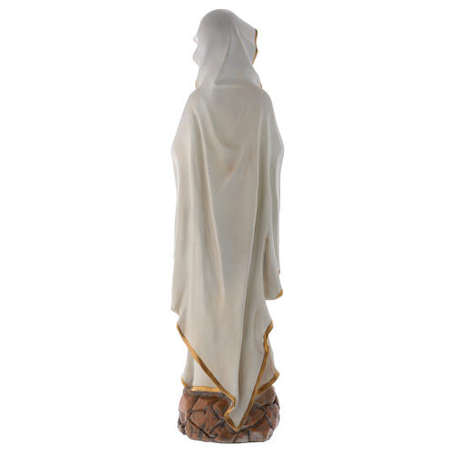 Our Lady of Lourdes 75 cm Statue in resin 6