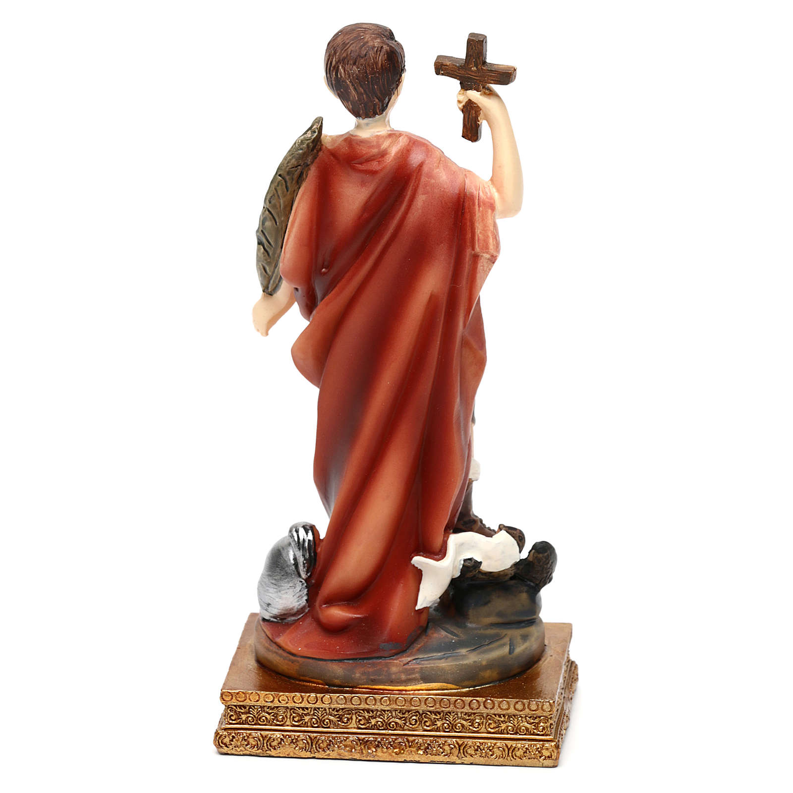 Saint Expedite Resin Statue, 14 cm 4