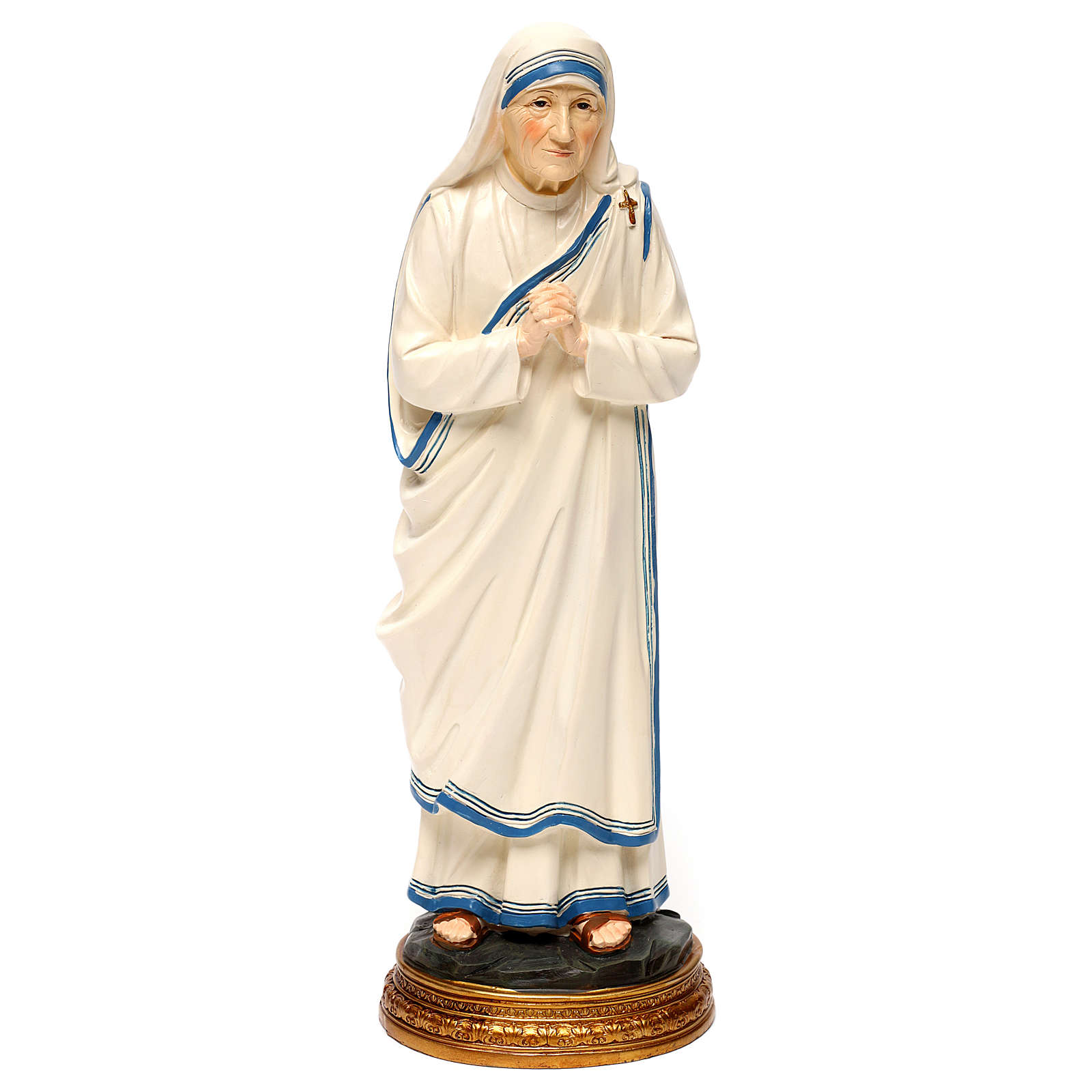 Mother Teresa statue in resin 30 cm 4