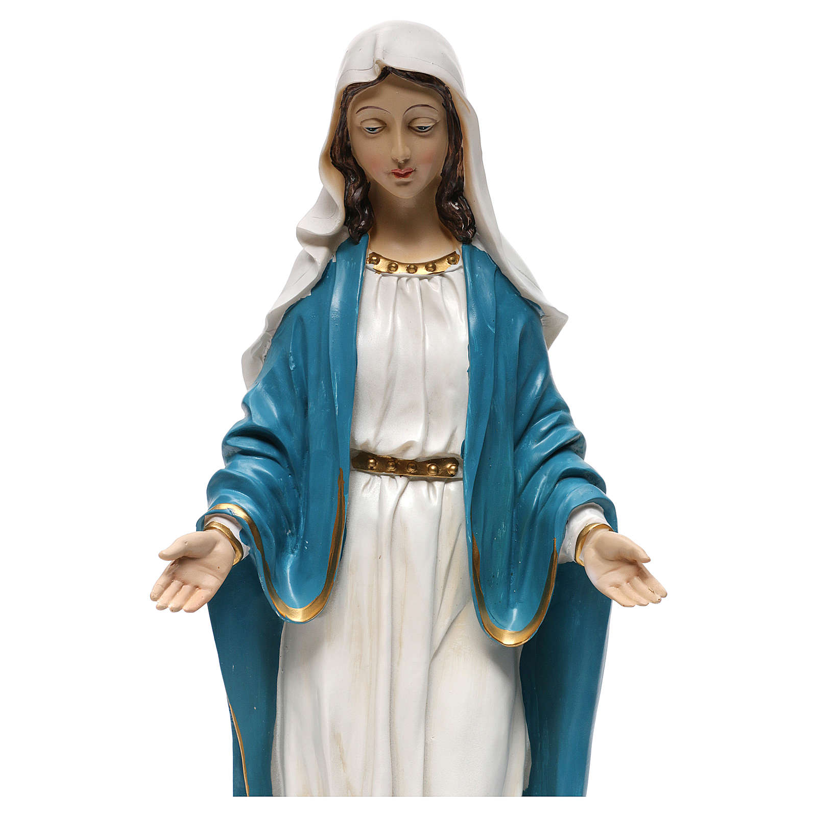 Figura Matka Boża Niepokalana 40 cm żywica 4