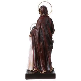Sainte Anne et Marie 20 cm statue en résine s4