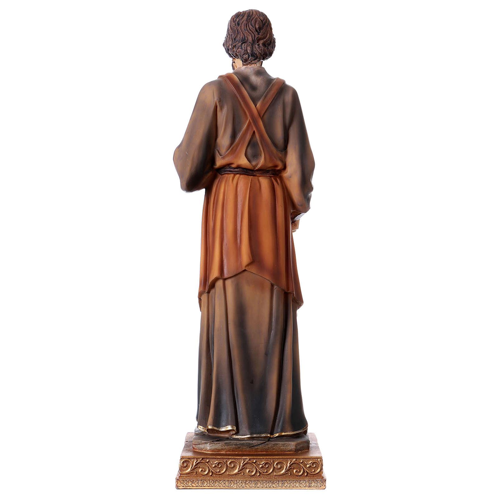 Heiliger Josef der Tischler 33cm aus Harz 4