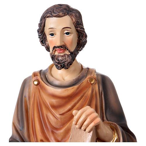 Heiliger Josef der Tischler 33cm aus Harz 2