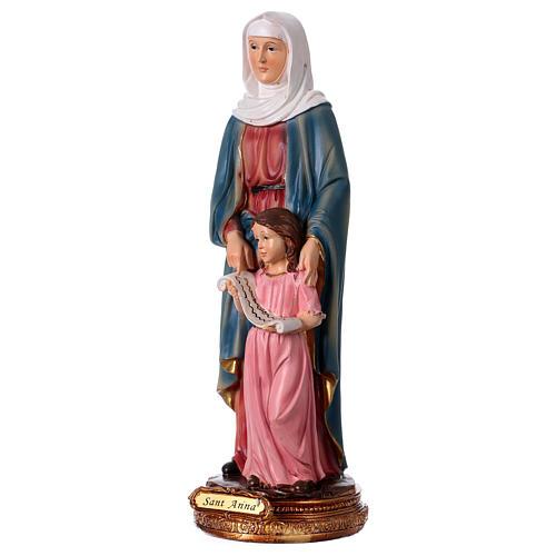 Sant'Anna e Maria 30 cm resina 3