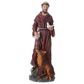 Santa Rita 50 cm statua in resina s6