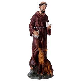 Santa Rita 50 cm statua in resina s9
