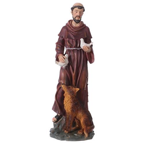 Santa Rita 50 cm statua in resina 6