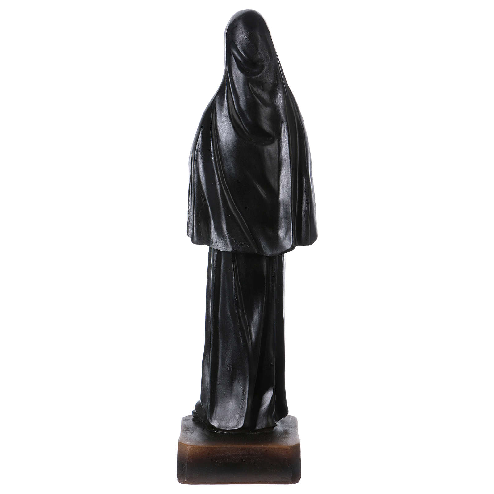 Saint Rita statue in resin 20 cm 4