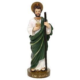 Saint Jude 18 cm statue résine s1