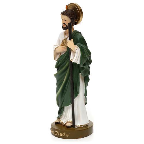 Saint Jude, 18 cm resin statue 2