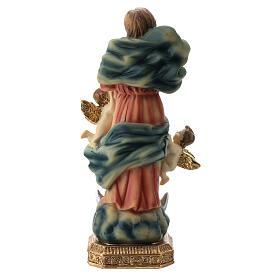 Matka Boża rozwiązująca węzły 15 cm s5